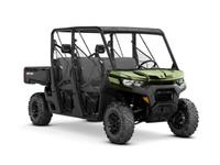 Can-Am Defender MAX DPS HD8 Boreal Green 2020 3618527368