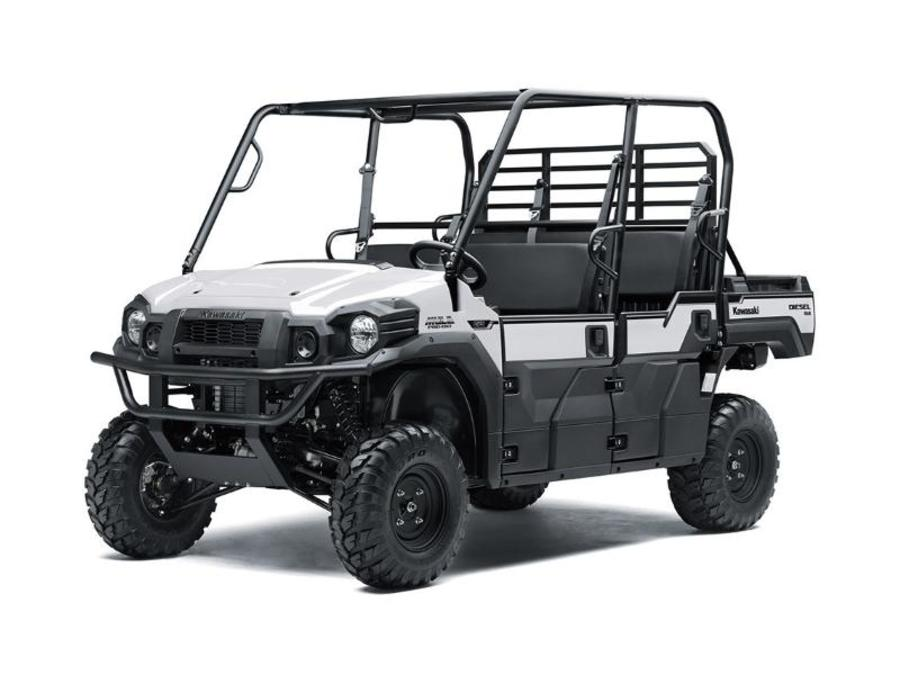 2019 Mule PRO-DXT Diesel EPS  504995 - Click for larger photo