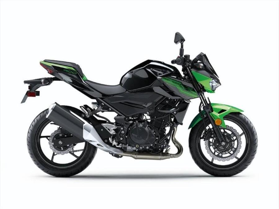 2019 Z400 ABS  A38401 - Click for larger photo