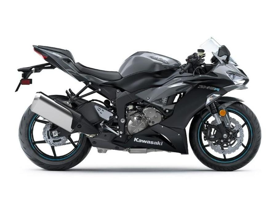2019 Ninja ZX-6R ABS  002042 - Click for larger photo