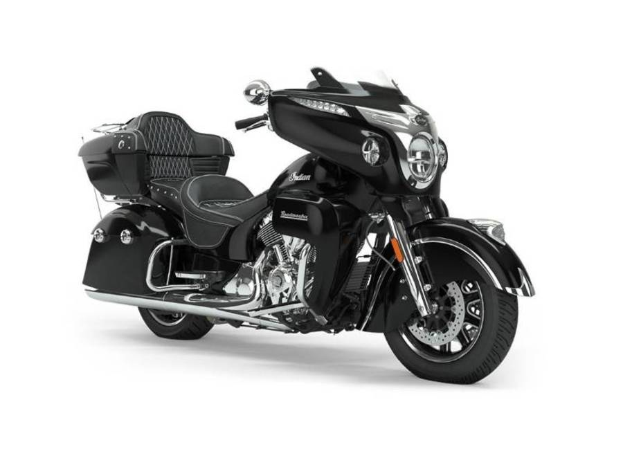 2019 Roadmaster Thunder Black  IN374098 - Click for larger photo