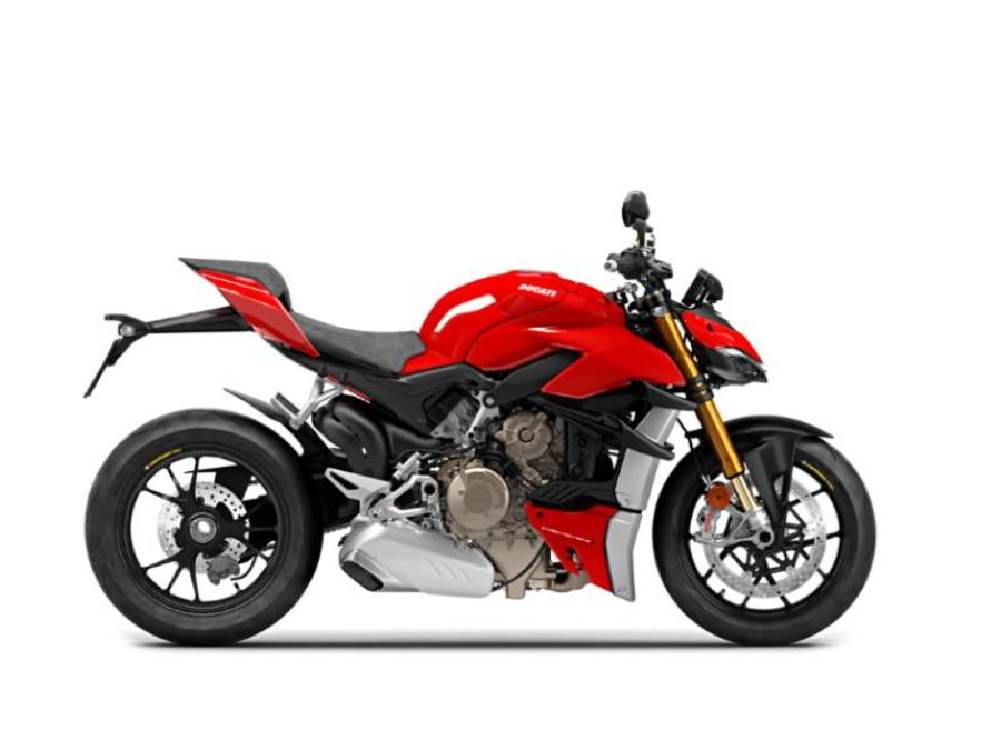 2020 Streetfighter V4 S Ducati Red  222222 - Click for larger photo