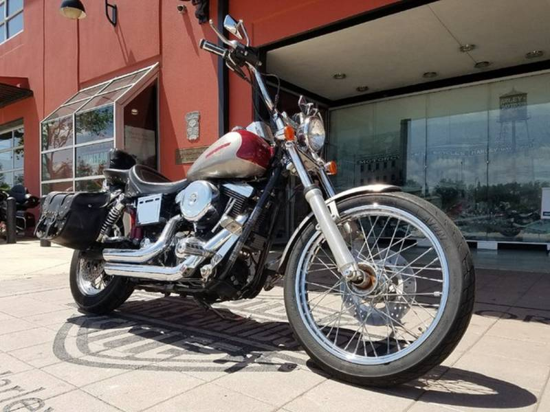 1996 FXDWG - Dyna Wide Glide  309044 - Click for larger photo