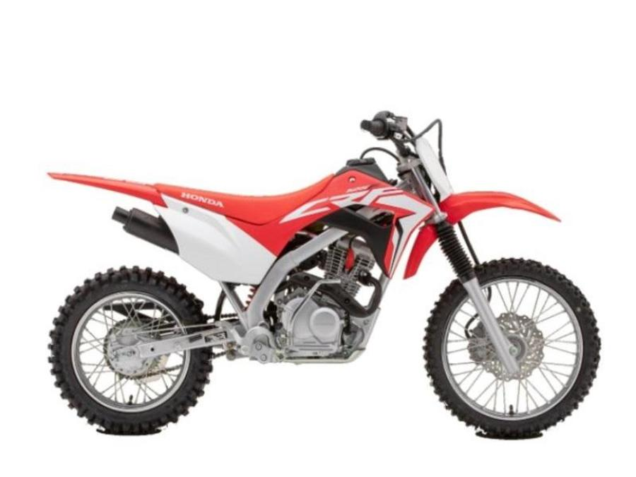 2020 CRF125F  HC1234 - Click for larger photo