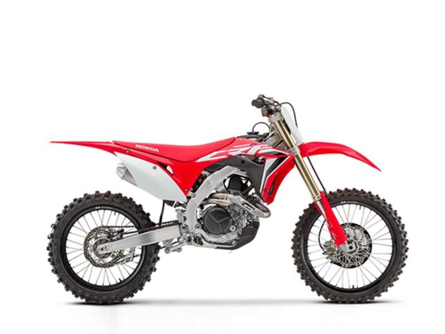2020 CRF450R  HC1234 - Click for larger photo