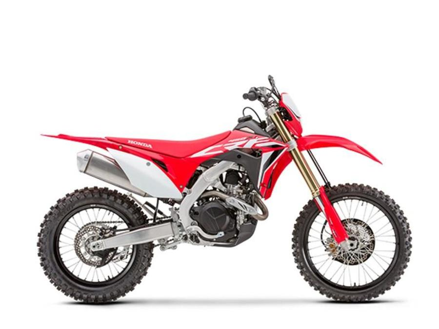 2020 CRF450X  HC1234 - Click for larger photo