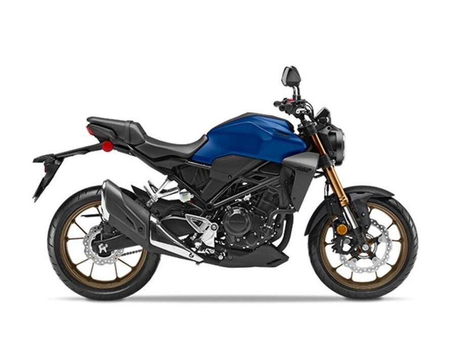 2020 CB300R ABS  HC1234 - Click for larger photo