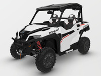 Polaris General 1000 Deluxe Ride Command 2021 6034445003