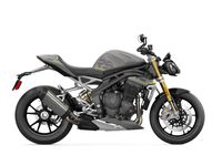 Triumph Speed Triple 1200 RS Matte Silver Ice 2022 6103693120