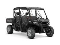 Can-Am Defender Max Lone Star HD10 2019 6233343434