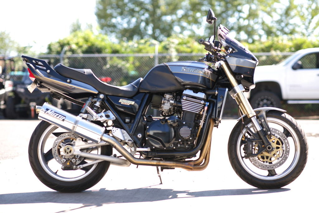 2000 ZRX 1100  034870 - Click for larger photo