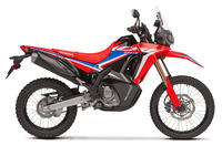 Honda CRF300L Rally 2021 N/A
