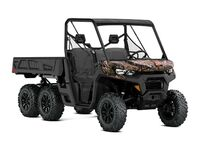 Can-Am Defender 6x6 DPS HD10 Mossy Oak Break-Up 2021 8778861997