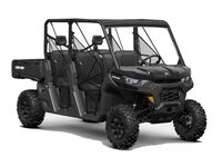 Can-Am Defender MAX DPS HD8 Triple Black 2021 8778861997