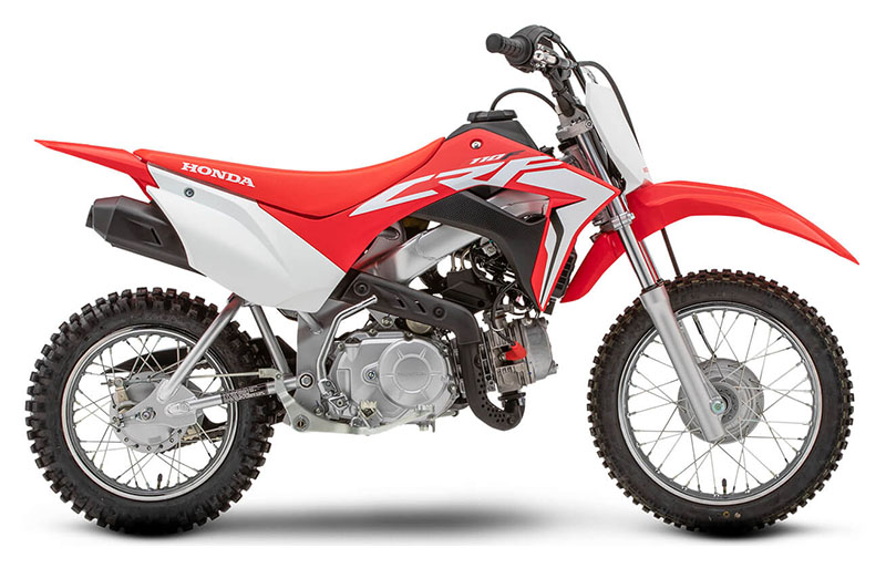 2021 CRF110F CRF110F N/A - Click for larger photo
